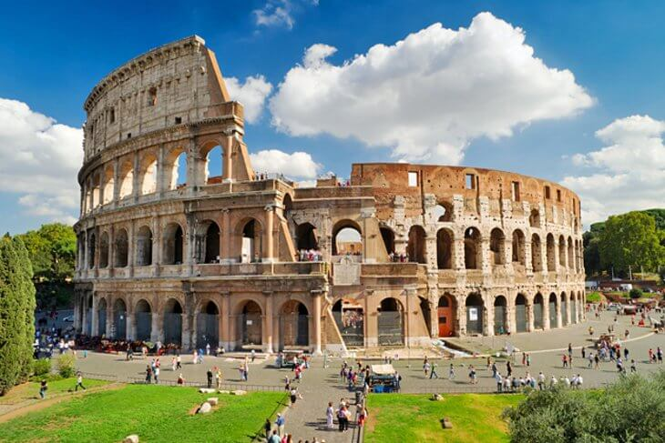 Italy - best places to visit in Europe in Summer