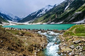 Naran Kaghan Saifulmalook Honeymoon Tour Package (5 Days 4 Nights)