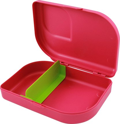 Boîte à goûter Ajaa! Pink