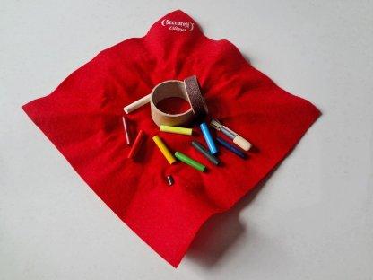 Seccorell - Lilliput rouge