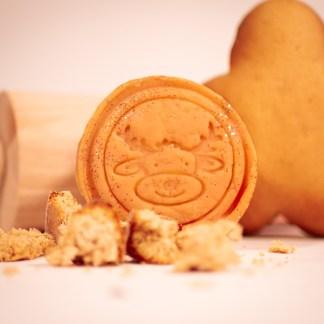 Pâte à modeler artisanale, P'tit biscuit - Tournebidouille