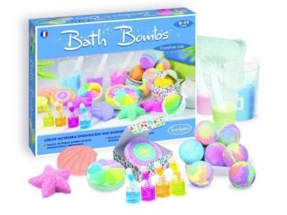 Atelier bombes de bain