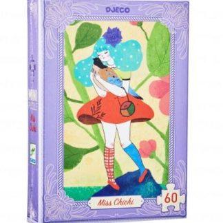 Mini puzzle - Miss Chichi