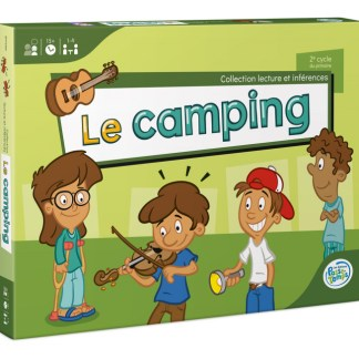 Inférences le camping