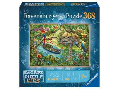 Escape puzzle kids Jungle-Tournebidouille