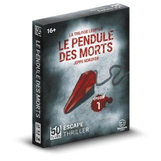 La trilogie de Léopold, le Pendule des Morts (t1)- Tournebidouille
