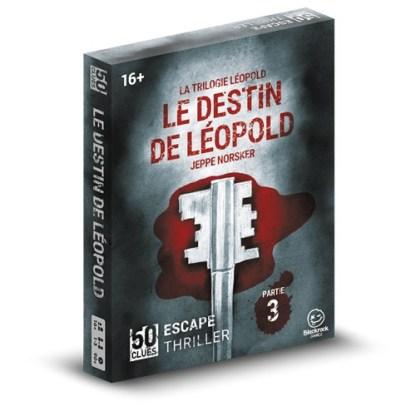 La trilogie de Léopold, Le destin de Léopold (t3)-Tournebidouille