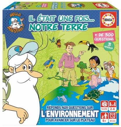 Il était une fois… Notre Terre, l'environnement- Tournebidouille