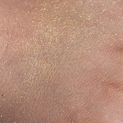 Poudre scintillante dorée et son pinceau magique-Tournebidouille