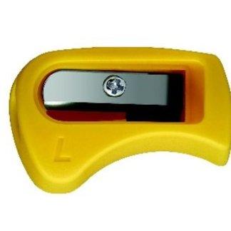 Taille-crayon ergonomique pour EASYcolors Gaucher- Tournebidouille