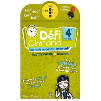Défi Chrono 4ème année (10-12ans)