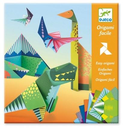 Origami - Dinosaure
