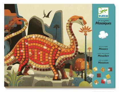 Mosaïques - Dinosaure
