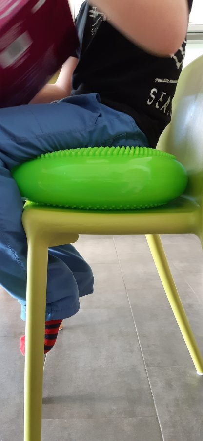 Coussin d'assise flexible
