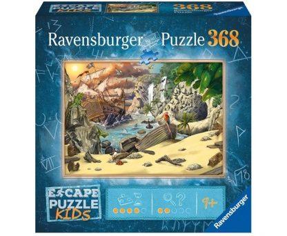 Escape Kids L'Aventure des Pirates