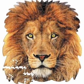 Puzzle Lion