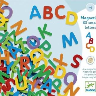 Magnetic's - lettres majuscules