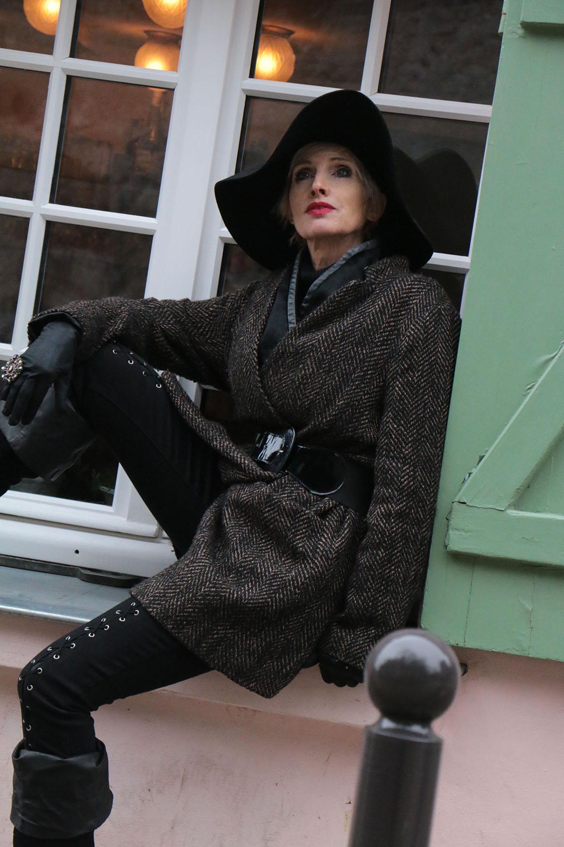 mode paris styliste