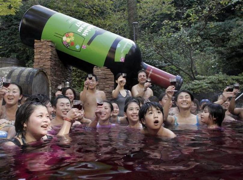 праздник молодого вина