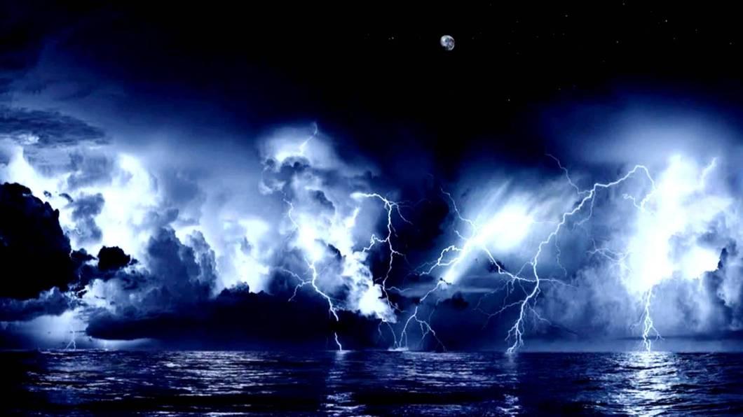 шторм над кататумбо