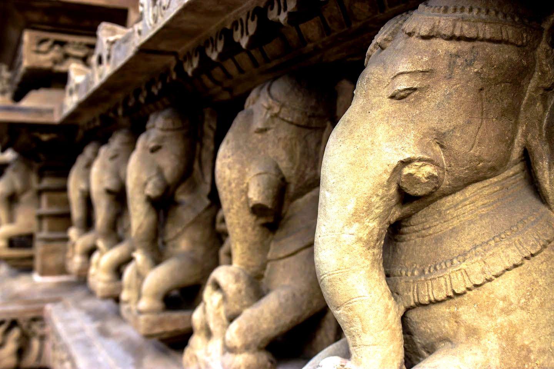 Сексуальные сцены в скульптуре ы древней индии
