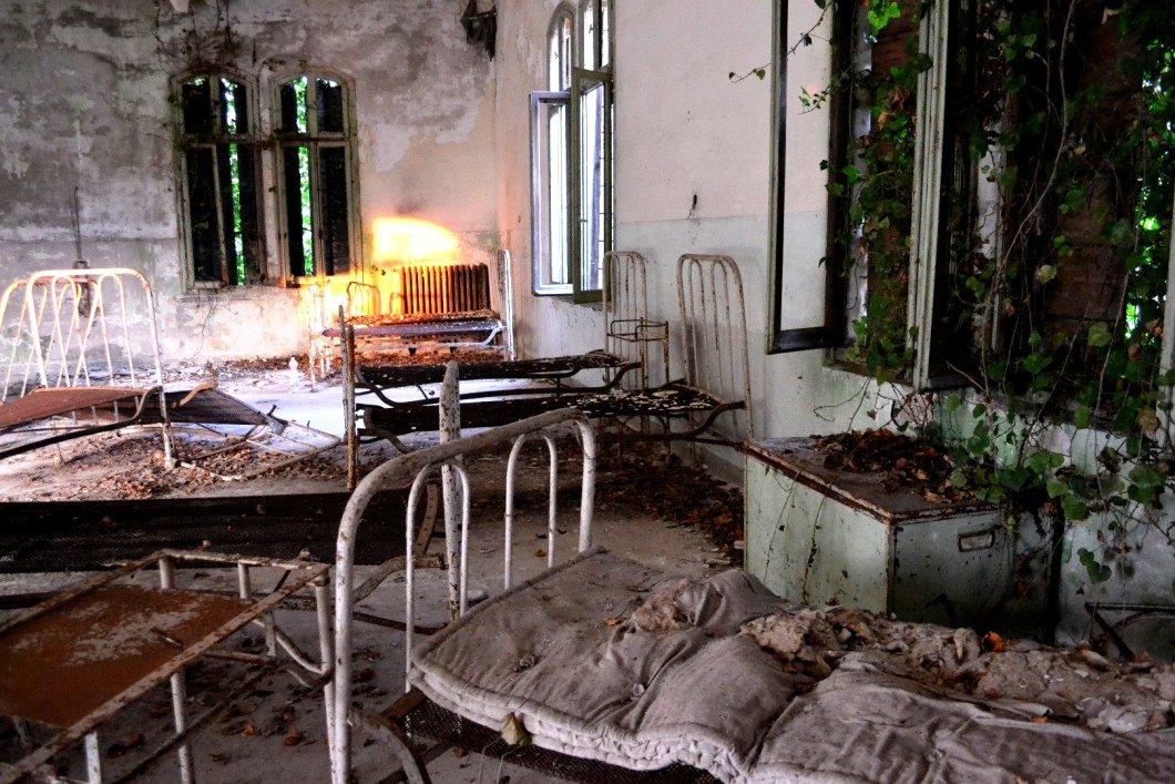 палата в больнице Повельи