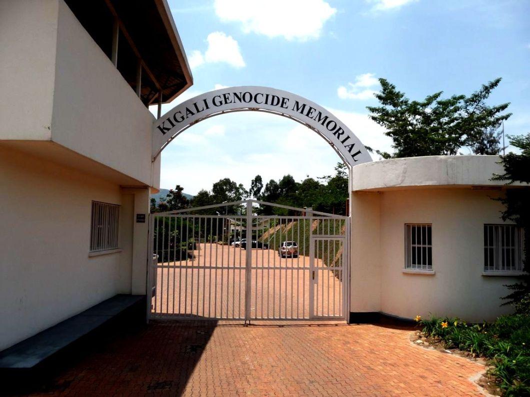 геноцид Руанда