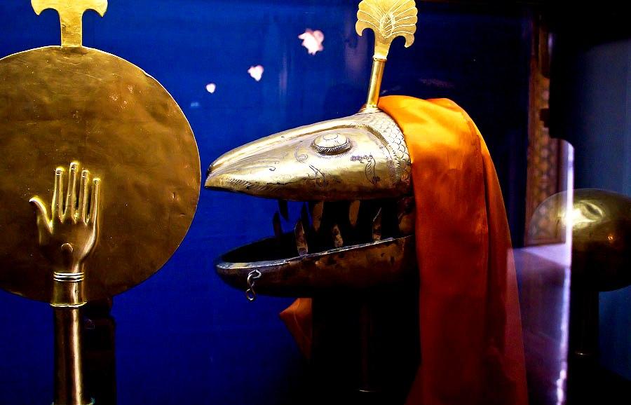экспонаты джунагарх