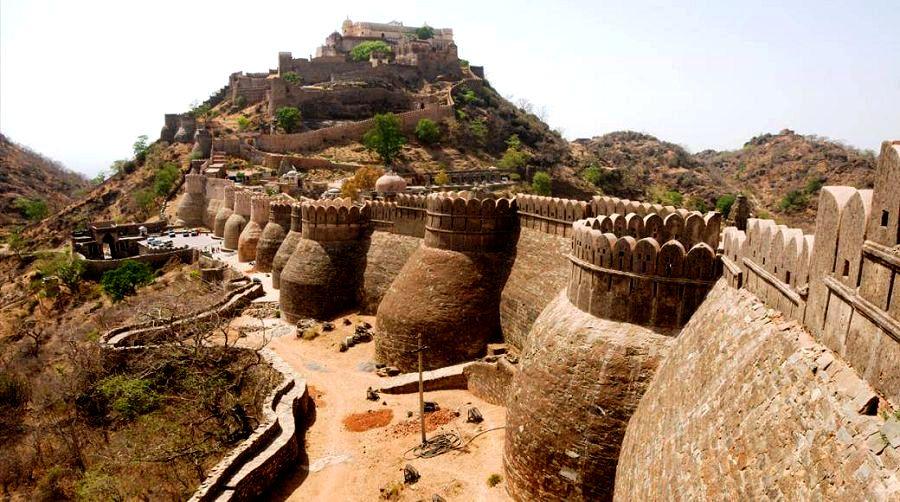 великая стена индии