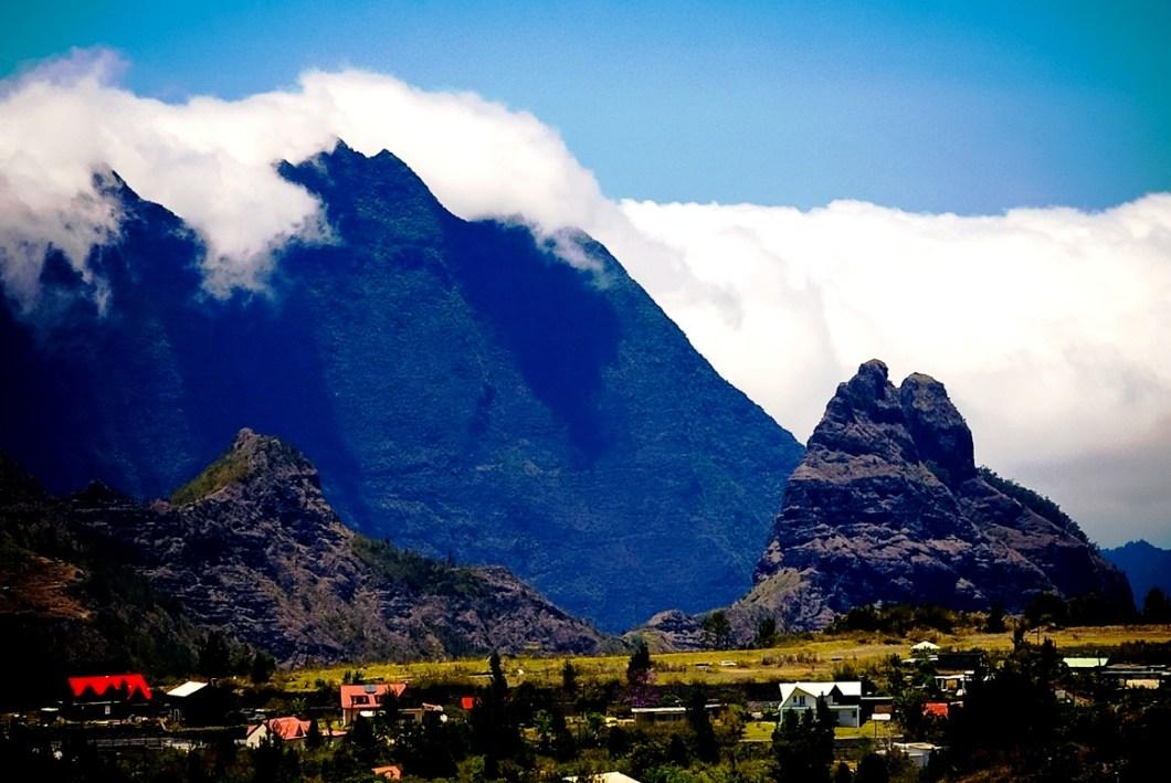 горы Реюньона