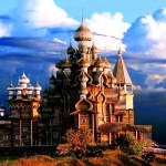 церковь погоста Кижи