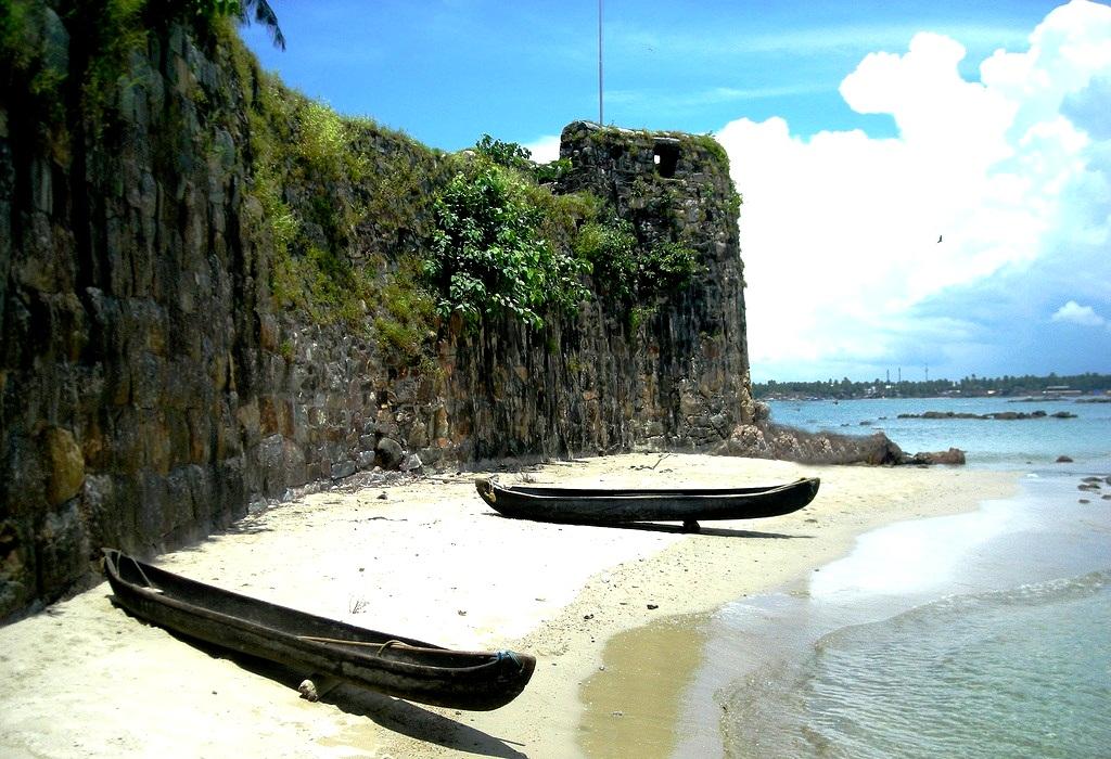 пляж царицы
