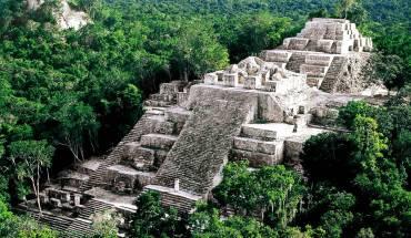 пирамида Калакмуля