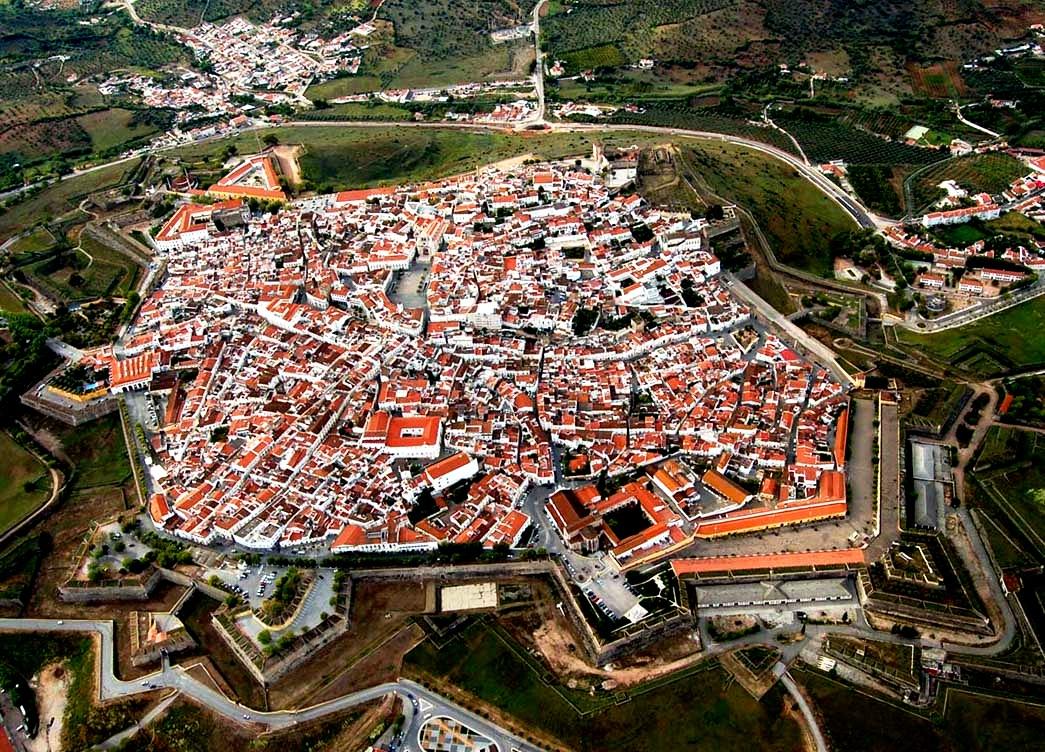 крепость элваш
