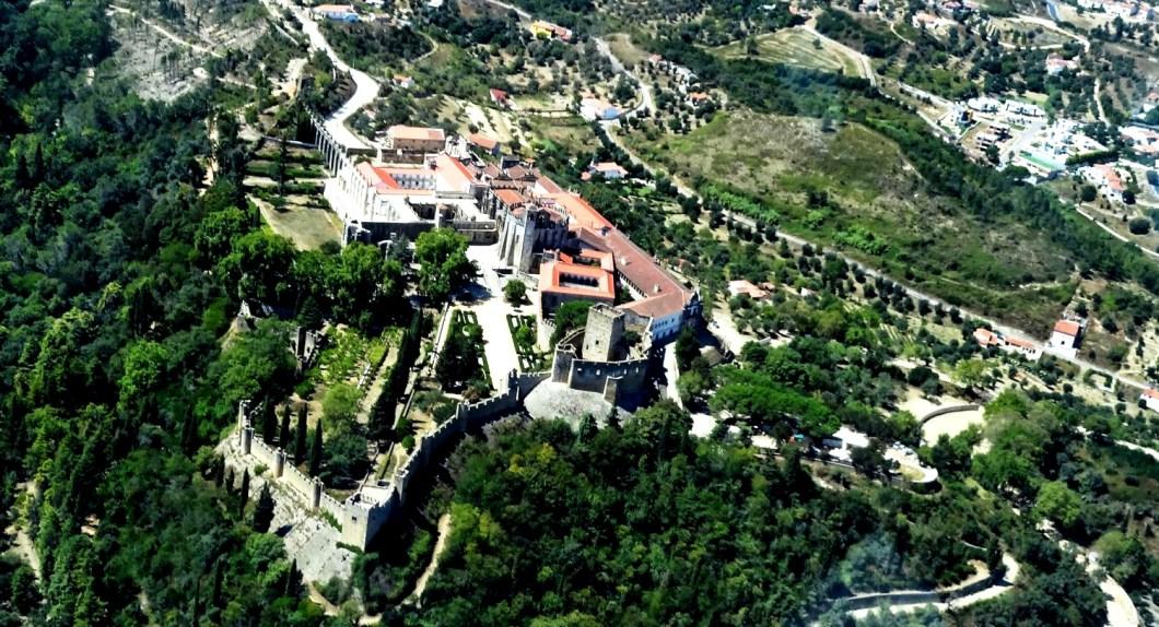 обзор монастыря тамплиеров