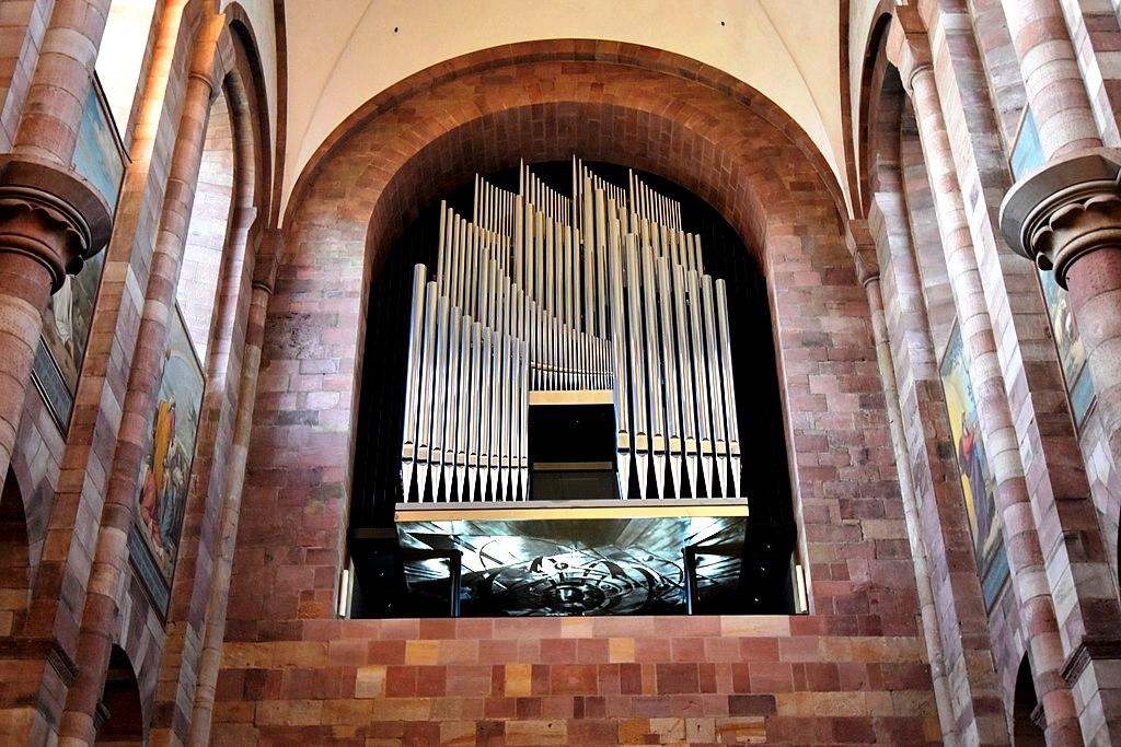 орган собора в шпайере