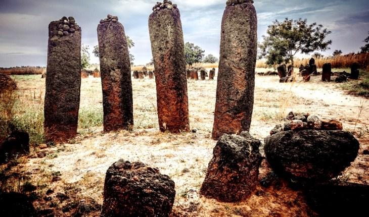 мегалиты сенегамбии