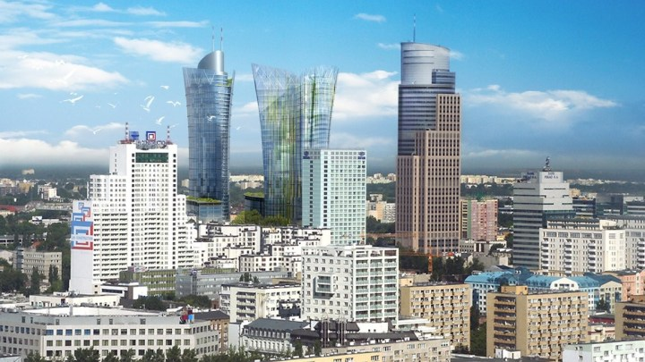 ורשה – כל המידע וסיורים בעברית