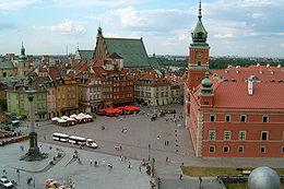 Warsaw_-_Royal_Castle_Square