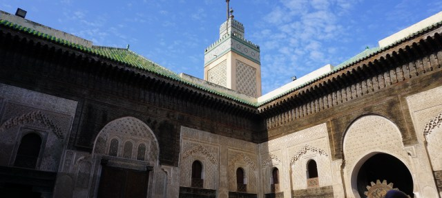 Paquete turístico a Marruecos