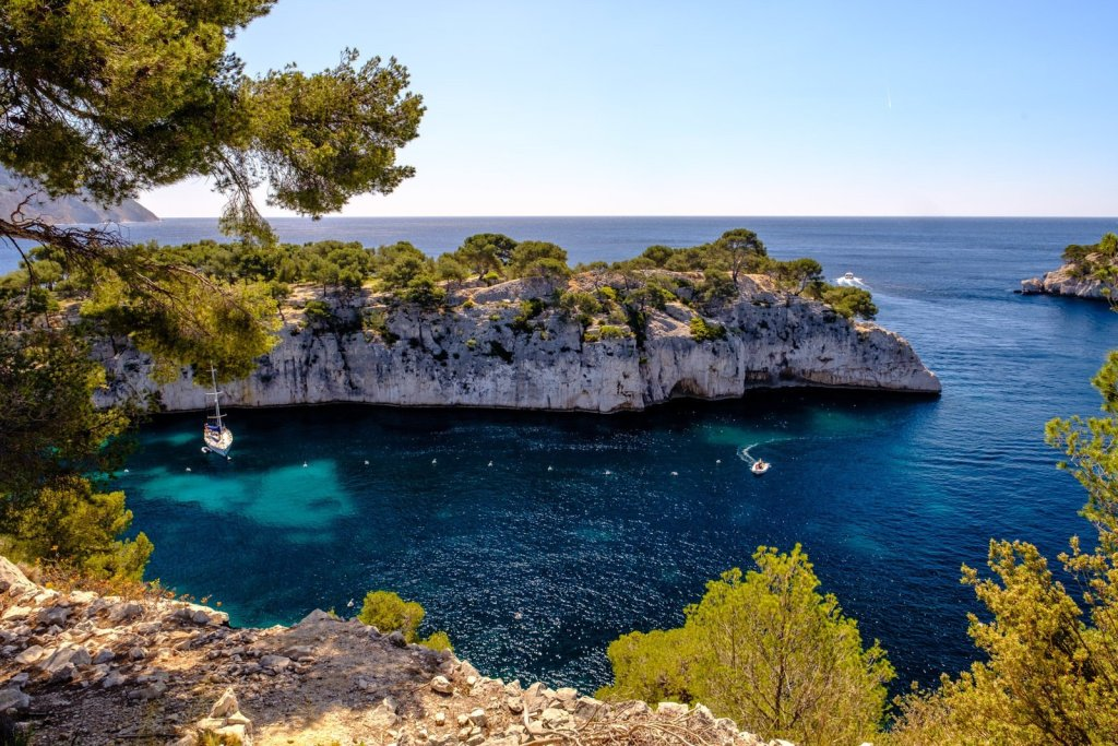 Parque des Calanques, France