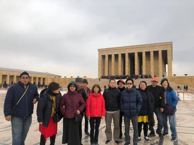 Anitkabir guided tour with professional tour guide