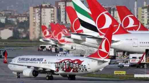 Turkish Airline Hasan Gulday