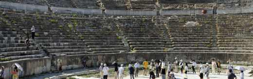 ephesus theater wide