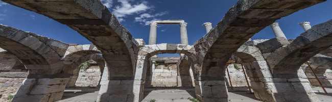 izmir ancient agora
