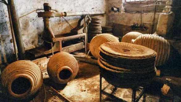 olive press in Turkey