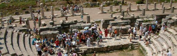Odeon in Ephesus