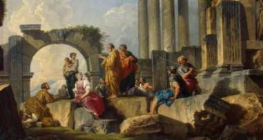 Apostle Paul in Miletus