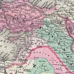 Turkey Travel Routes