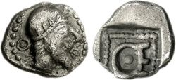 Coin from Magnesia ad Maeandrum